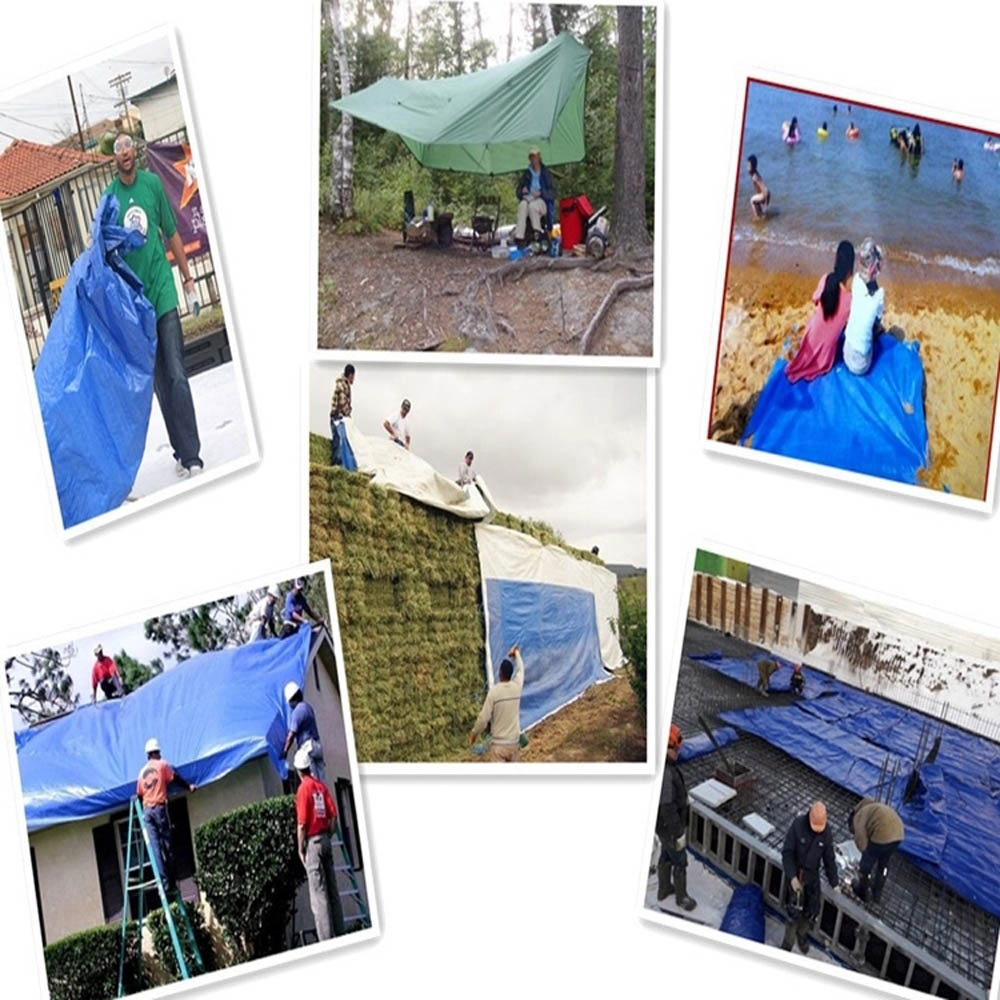 Tarpaulin Usage