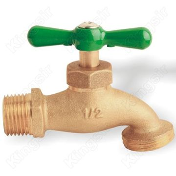 Factory directly sale for Bibcock Valve High Quality Brass Bibcocks supply to Martinique Exporter