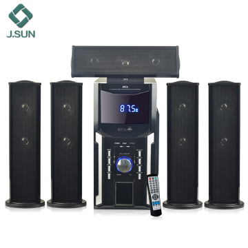 Home theater audio karaoke speaker system kits