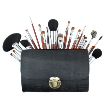 Professional cosmetics private label brushes bag