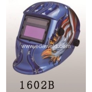 Eagle Solar Auto Darkening Electric Mask Welding Helmet