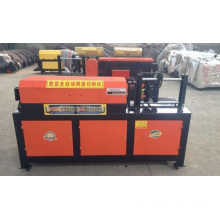 CNC automatic rebar straightening and cutting machine