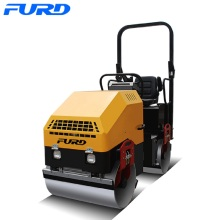 Best Quality for Diesel Road Roller 1.7 Ton Vibrating Road Roller Machine export to Mauritius Factories