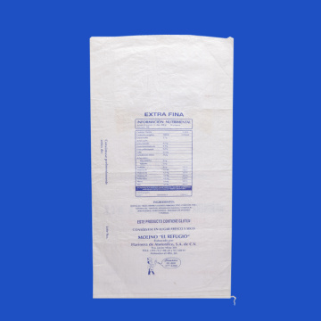 Products Recyclable 20-80CM PP Woven Laminated Bag