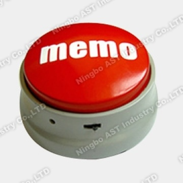 Easy Button, Voice Recordable Module, Sound Recording Module