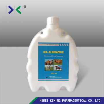 Animal Albendazole Suspension 2.5%