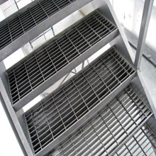 Galvanized Welded Steel Grating Stair Tread
