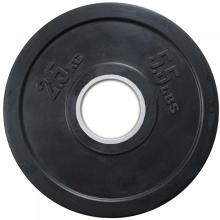 2.5KG Rubber Coated Weight Plate