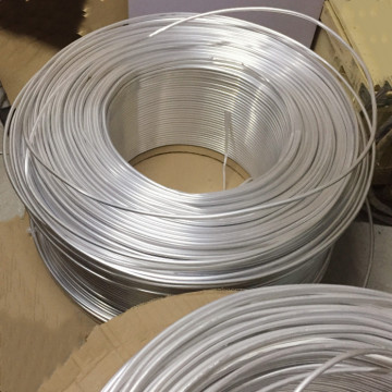 Aluminum Air Conditioner Tube in Coil