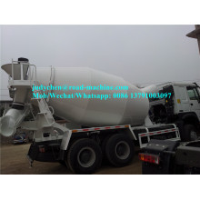 Good User Reputation for for Concrete Mixer Sinotruk Howo 6x4 8m3 Concrete Mixer Truck supply to Virgin Islands (British) Factories