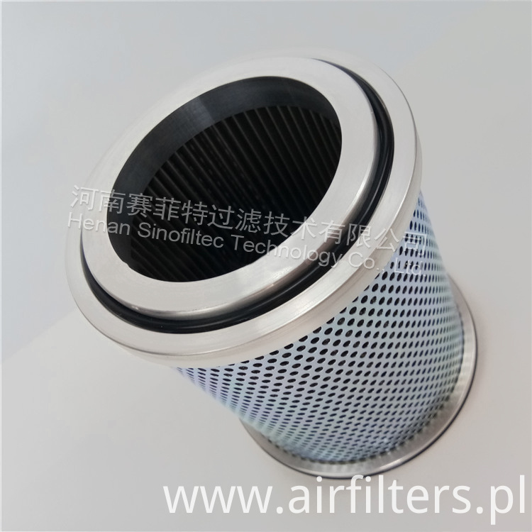 RE600G03B Hydraulic Oil Filter Element