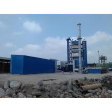 PMT batch asphalt mixing plants