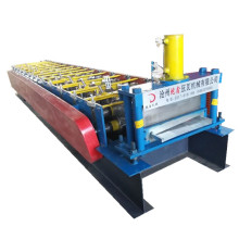 Automatic siding wall sheets roll forming machine