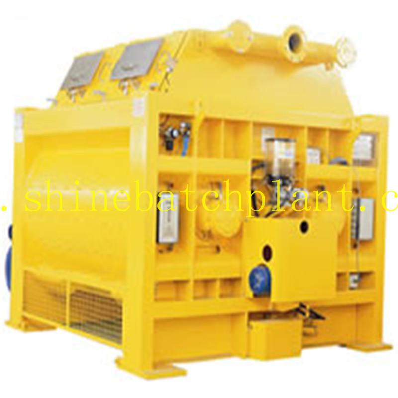 Sicoma Mao Standard Twin Shaft Concrete Mixer China