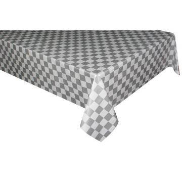 Elegant Tablecloth with Non woven backing 70 Square