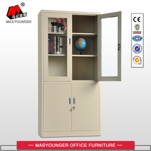 Four Door Metal Office Cupboard