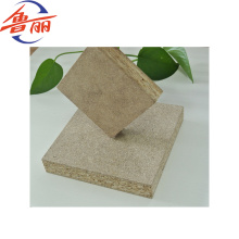 Discount Price Pet Film for Plain High-density Particle Board 18mm construction plain particle board export to Pitcairn Supplier