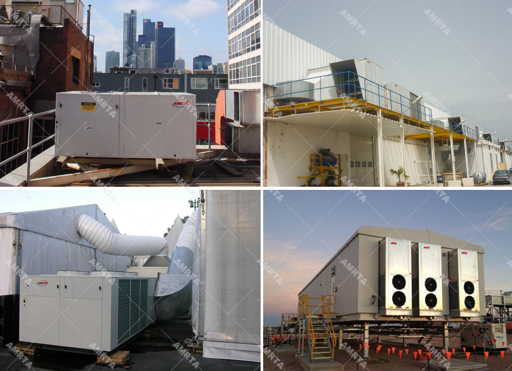 Application of Rooftop Packaged Unit