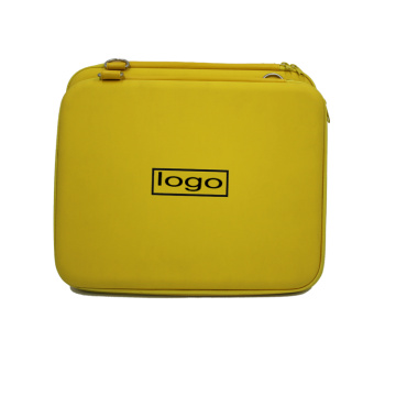 Travel Shockproof Safety custom leather storage tool case