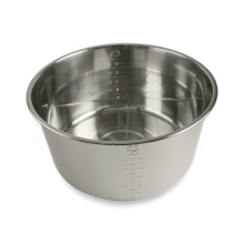 Stainless steel rice cooker inner pot Product