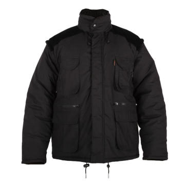 Black Jacket Winter
