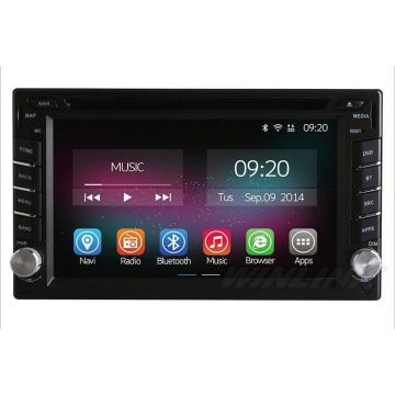 Factory Price Quad Core 2din gps navigation