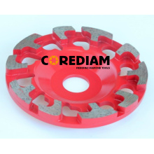10 Years manufacturer for Grinding Cup Wheel T Segment Cup Wheel With High Performance supply to United States Factories
