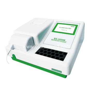 Laboratory Semi-auto Biochemistry Analyzer Good Price