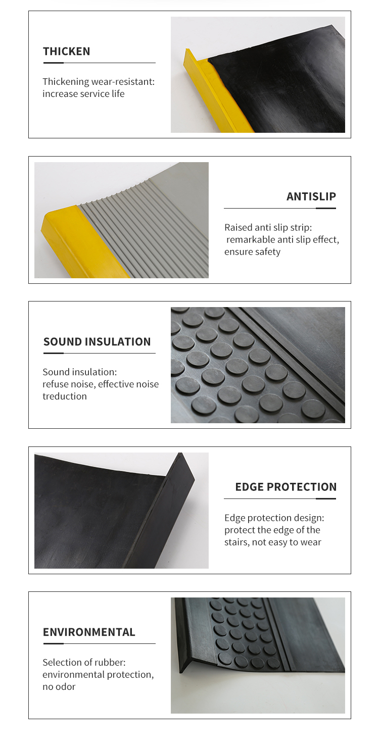 stud durable rubber sheet
