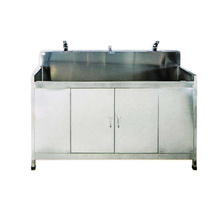 Stainless steel sensor wash basin