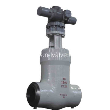 C12A Power Station Gate Valve