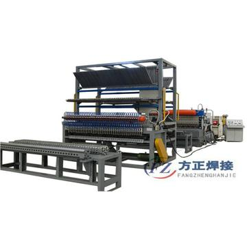Automatic Anti Crack Reinforcement Wire Fence Mesh Machine