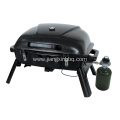 Portable Gas Grill with Folding Leg