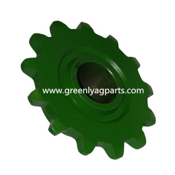 H159615 John Deere Chain Drive 13 tooth Sprocket