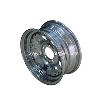 US Style Trailer Steel Wheel Rim