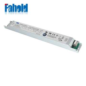 Linear dc 24V strips light LED Driver 100W