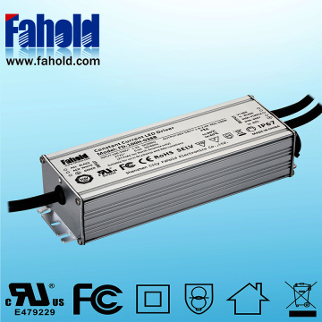 100W-luchtfeiligers Led Driver 0-10V Dimming Power Supply
