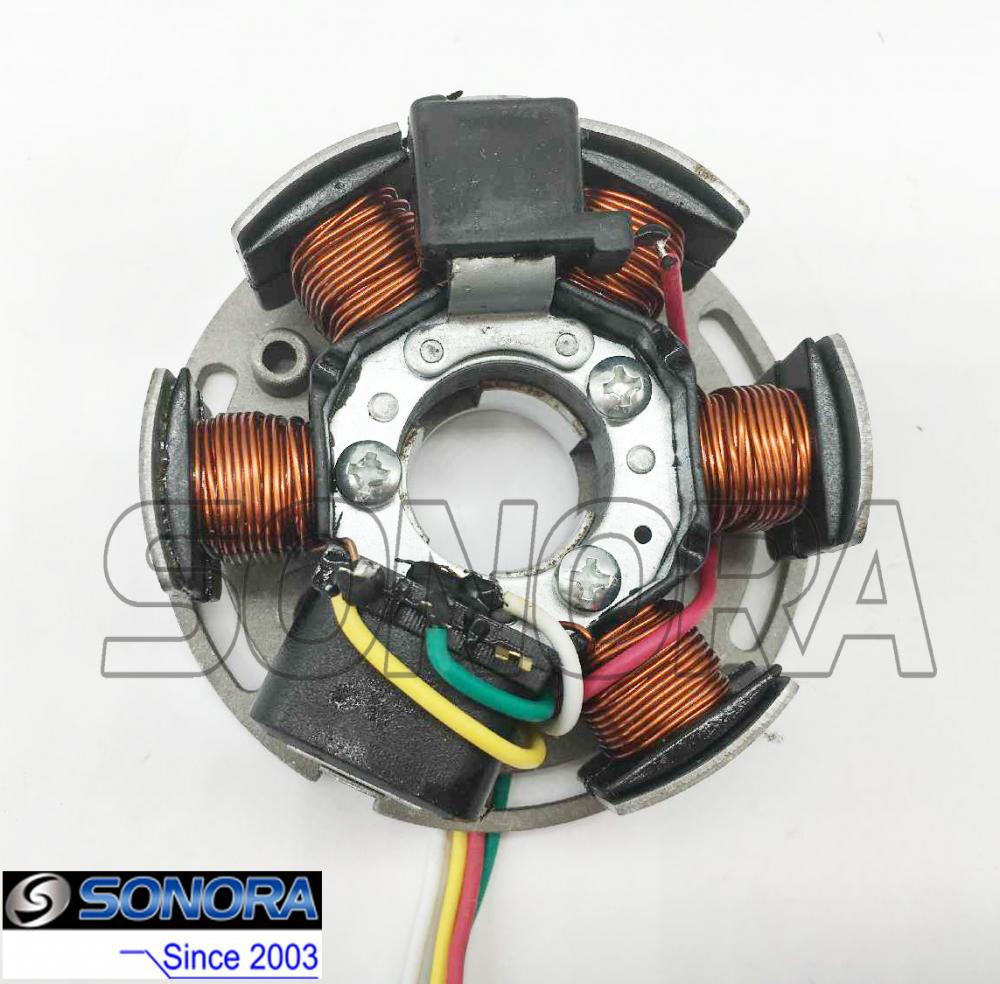 Zundapp Stator Puch Old Moped