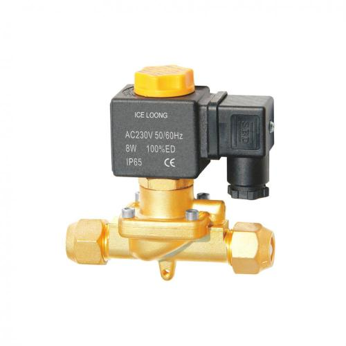 Refrigeration parts solenoid valve
