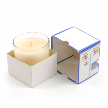 Top And Bottom Candle Gift Box Wholesale