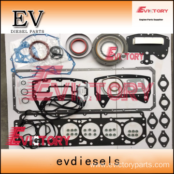 excavator C9 engine gasket bearing piston ring liner
