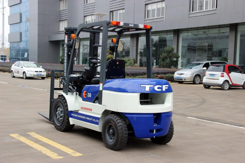 Different Color Diesel Forklift