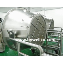 New Condition Pigment Granulator Dryer