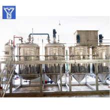 Cooking Oil Physical Refining Plant
