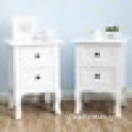 Living Room White Modern Wooden cabinet