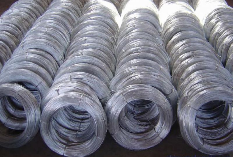 4 gauge electric galvanized steel wire
