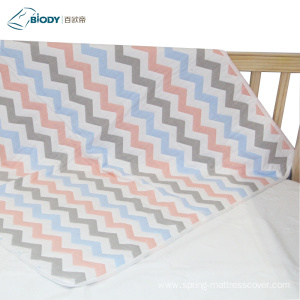 Reliable for Multilayer Baby Blanket Large Muslin Swaddle Warm Embossed Baby Multilayer Blanket supply to Russian Federation Suppliers