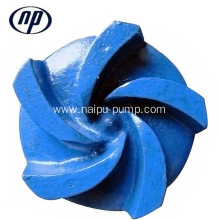 OEM Customised  High Chrome Pump Impeller