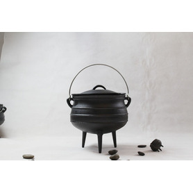 Cast Iron South African Potjie