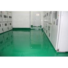 Indoor high-strength epoxy resin coating floor